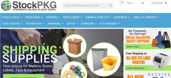 Stock PKG