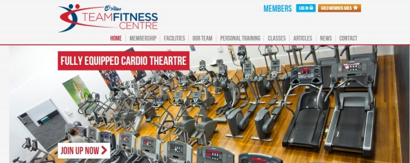 Team Fitness Centre